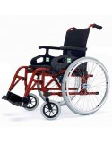 Silla de ruedas en aluminio DROMOS Europe