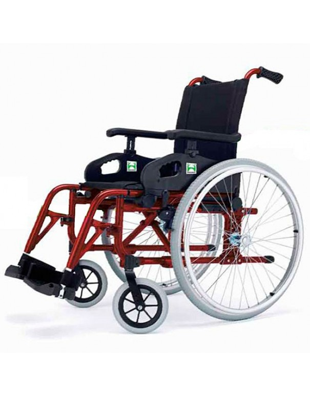 DROMOS Europe silla de ruedas en aluminio