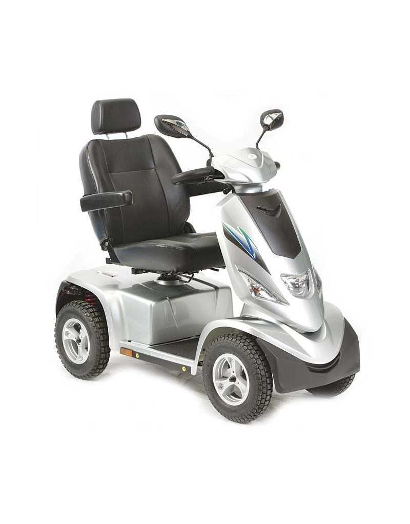 DRIVE ST6 baterías 100 amperios hora scooter de movilidad en gris