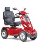 DRIVE ST6 baterías 100 amperios hora scooter de movilidad en rojo