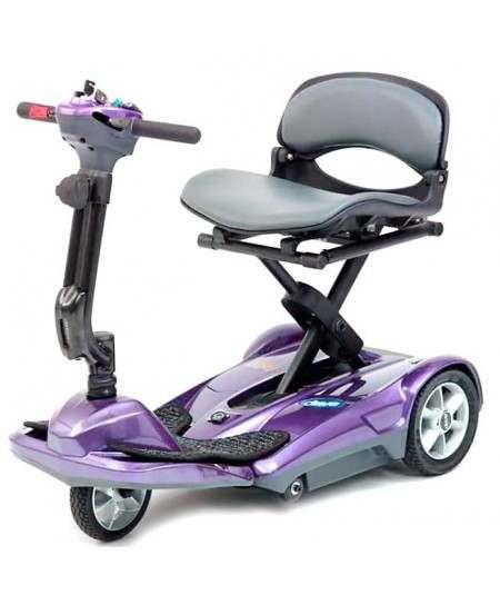 DRIVE Space (3 ruedas baterías 8 amperios hora) scooter de movilidad en púrpura