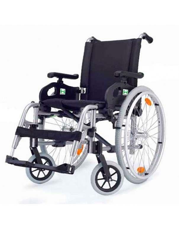 DROMOS Dromos Bariátrica silla de ruedas en aluminio
