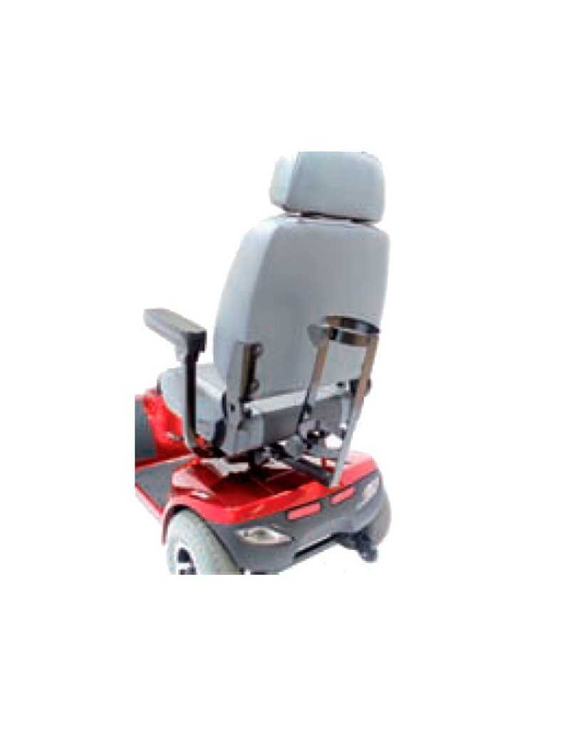 Soporte botella oxígeno APEX accesorio para Scooter I-Tauro