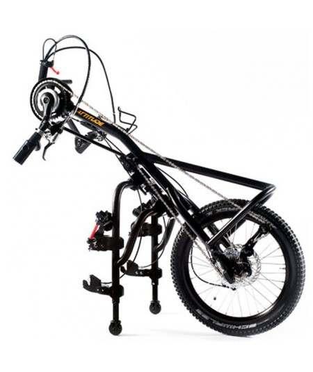 SUNRISE  Handbike Attitude Manual para silla de ruedas Quickie