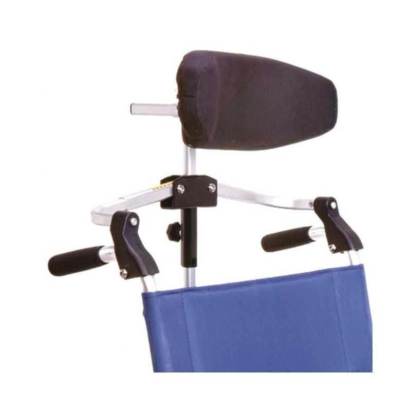 AYUDAS DINÁMICAS Reposacabezas plegable accesorio para sillas de ruedas