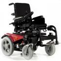 SUNRISE Zippie Salsa R2 (standar) silla de ruedas eléctrica infantil en rojo