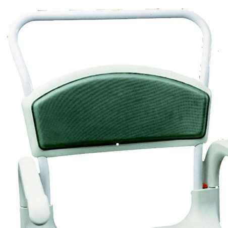 Respaldo blando ADAS accesorio para silla de ducha y WC Clean