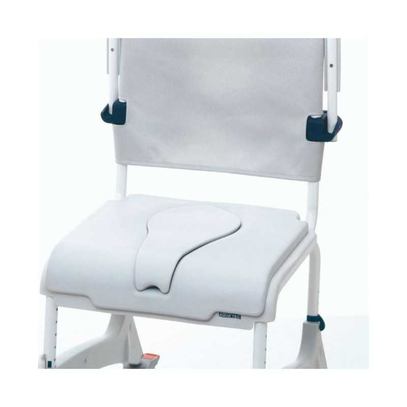 Tapa confort de cojín confort para sillas INVACARE Aquatec Ocean
