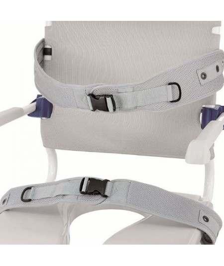 Cinturón de sujeción pélvico para sillas INVACARE Aquatec Ocean