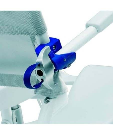 Dispositivo de bloqueo del reposabrazos para sillas INVACARE Aquatec Ocean