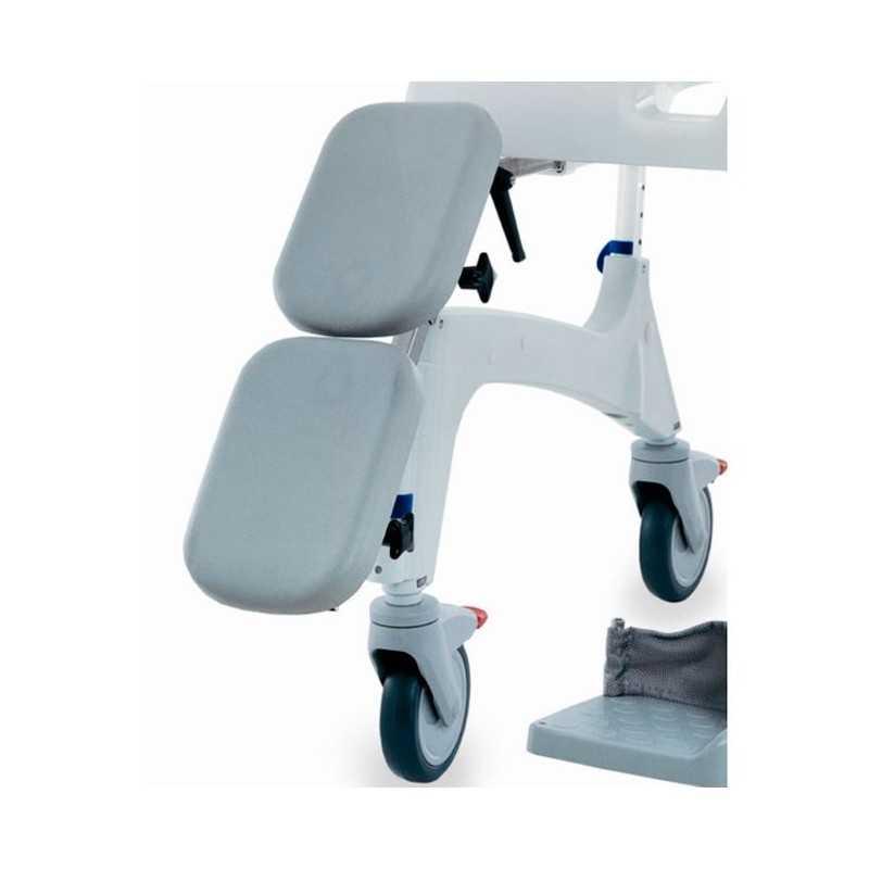 Soporte de pantorrilla y amputado (unidad) para sillas INVACARE Aquatec Ocean