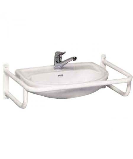 Barra de acero para lavabo. Revato. INVACARE