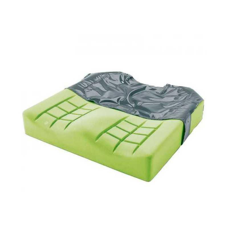 Cojín antiescaras de espuma y gel Matrx Flo-tech Image. INVACARE
