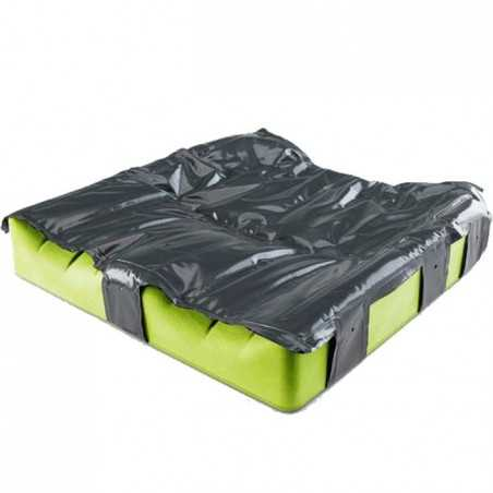 Cojín antiescaras de gel y espuma Matrx Flo-tech Solution Xtra. INVACARE