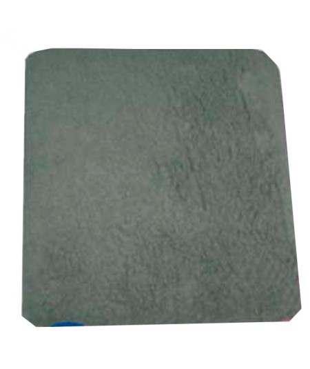 Cojín antiescaras de suapel Sanitized cuadrado sin agujero en gris. UBIO