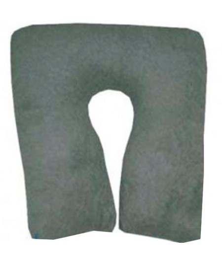 Cojín antiescaras de suapel Sanitized herradura cuadrada en gris. UBIO