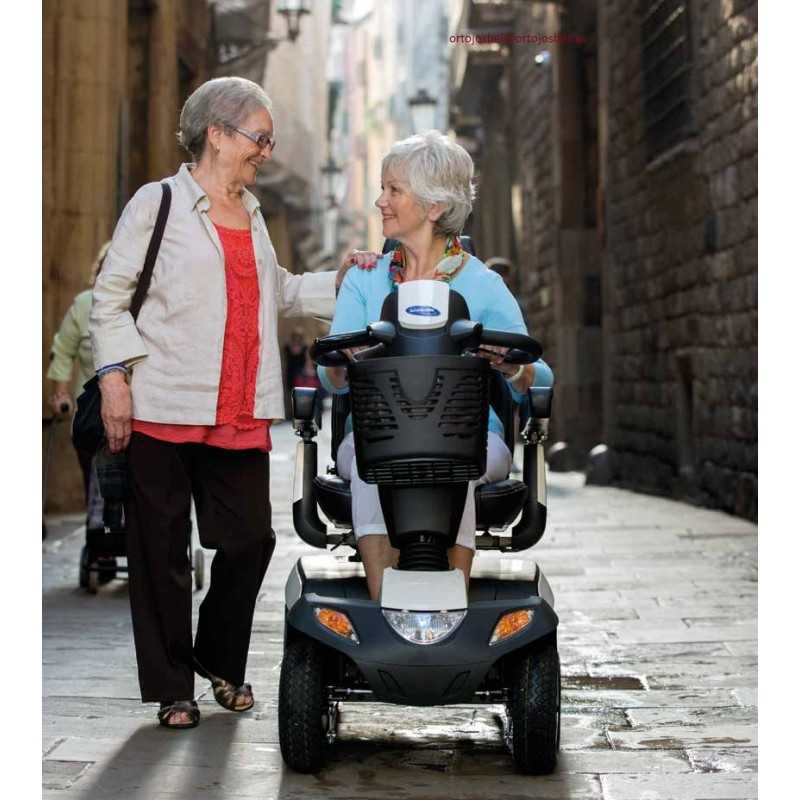 INVACARE Orion scooter de movilidad en gris