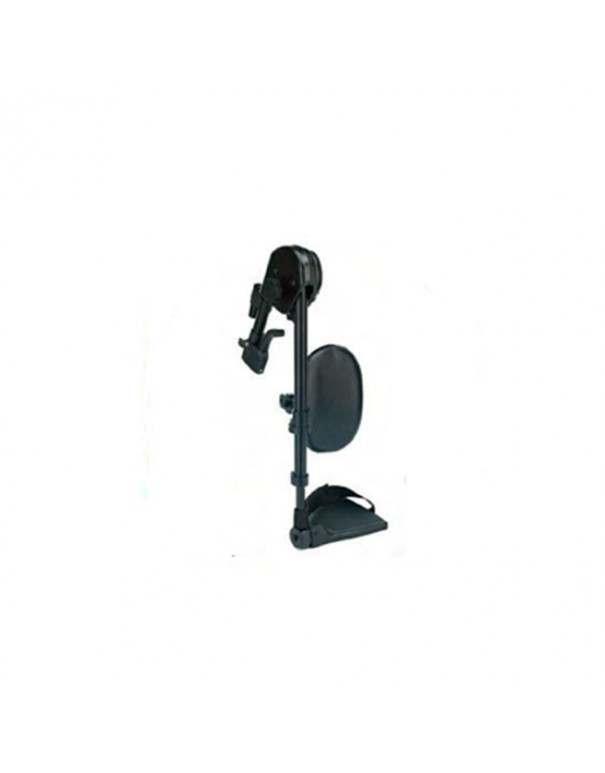 Reposapiés elevables SUNRISE accesorio para silla de ruedas Breezy (unidad)