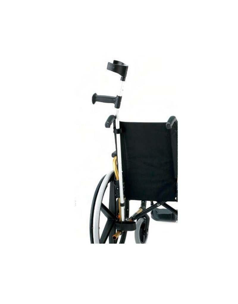 Soporte de bastones SUNRISE accesorio para silla de ruedas Breezy