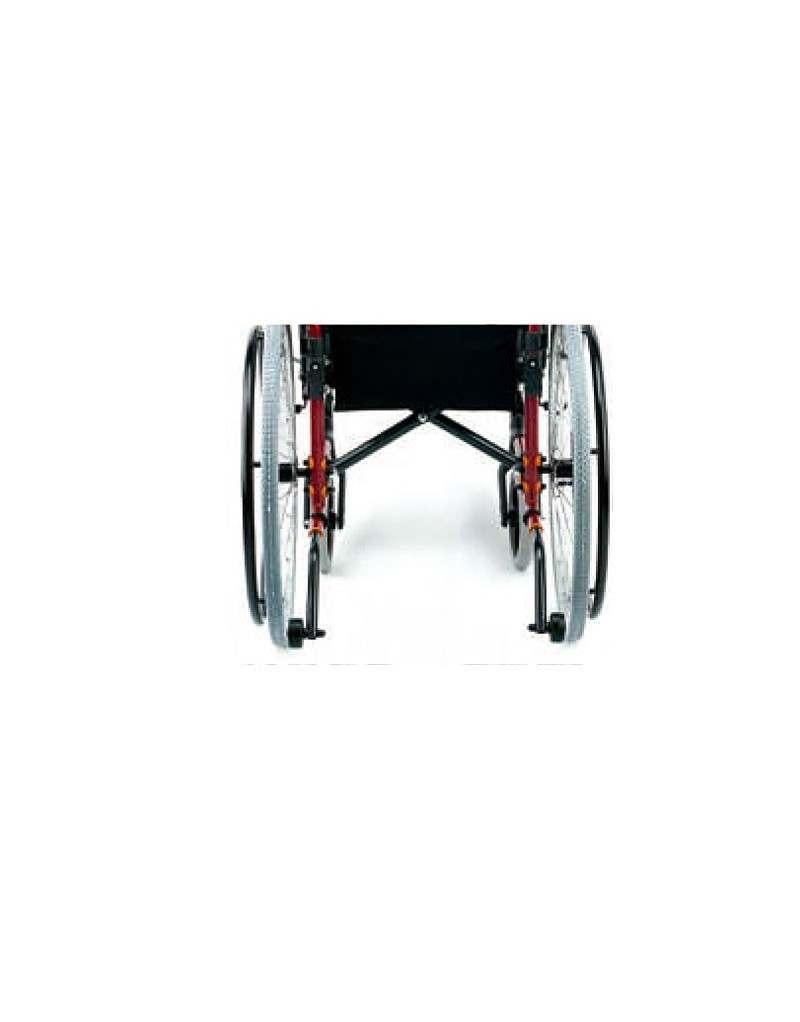 Ruedas antivuelco SUNRISE accesorio para silla de ruedas Breezy