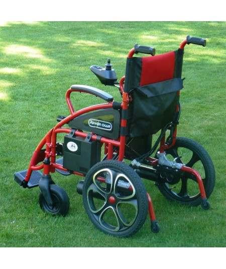 LIBERCAR Power Chair Sport- Silla de Ruedas Eléctrica