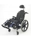 Silla de ruedas en aluminio SUNRISE Quickie Iris