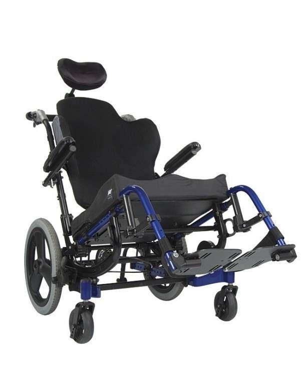 SUNRISE Quickie Iris silla de ruedas en aluminio
