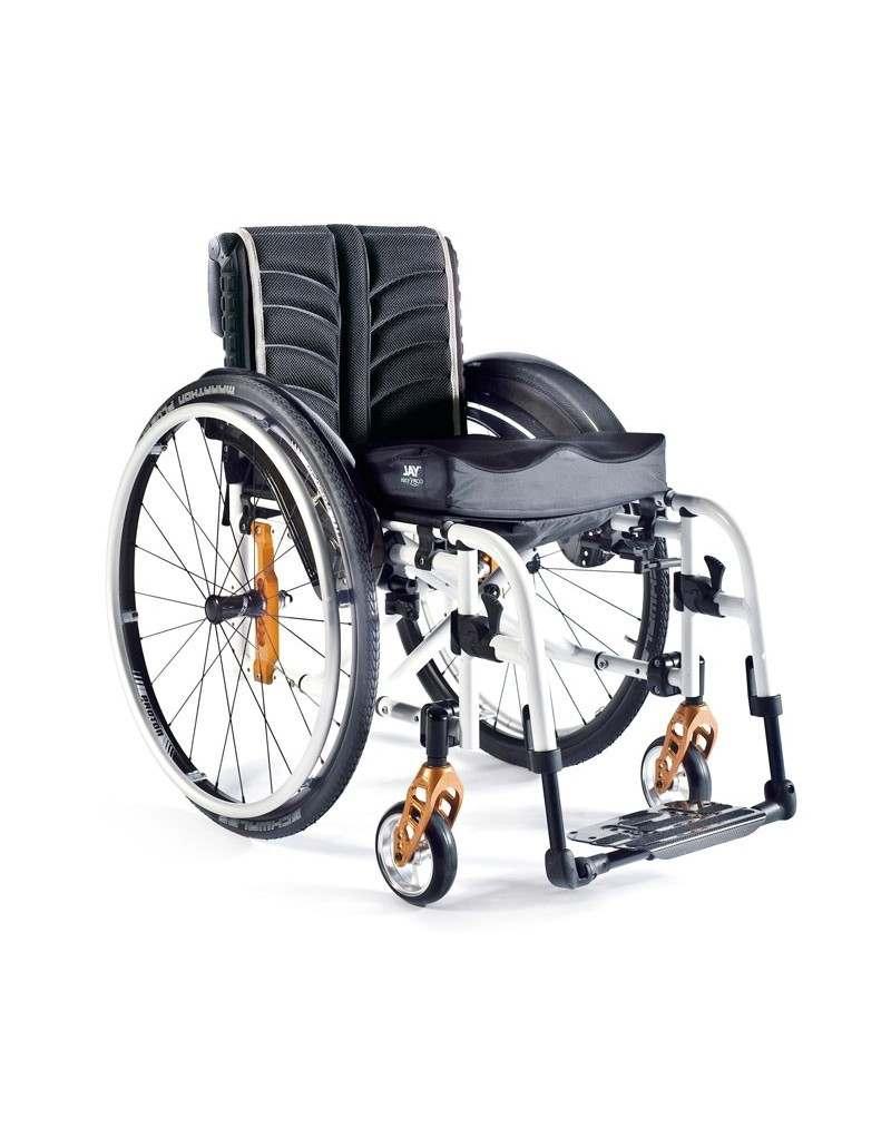 Silla de ruedas en aluminio SUNRISE Quickie Easy 300