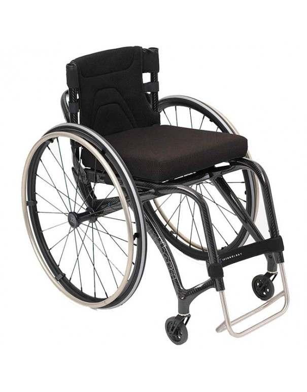 Panthera X silla de ruedas en fibra de carbono