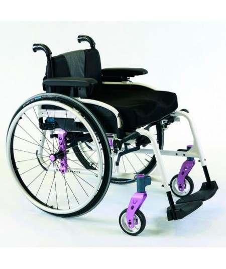 INVACARE Action 5 silla de ruedas en aluminio