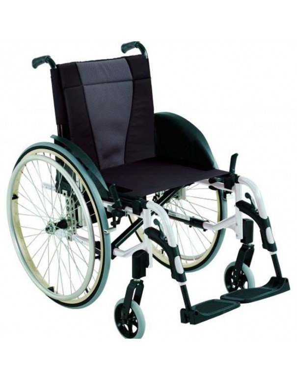 INVACARE Action 3 Xtra silla de ruedas en aluminio