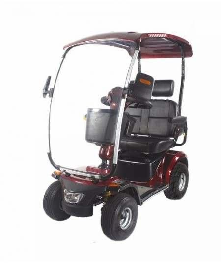 Scooter Biplaza Ico 446