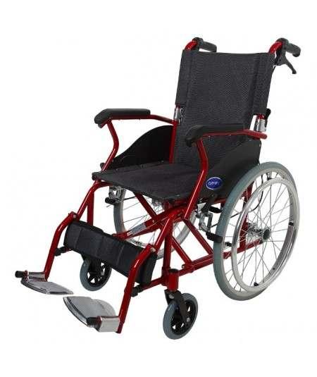CYMAM Nava silla de ruedas en aluminio