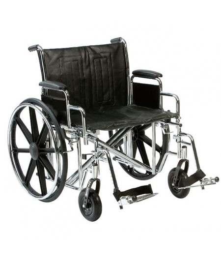 Sentra EC silla de ruedas en acero