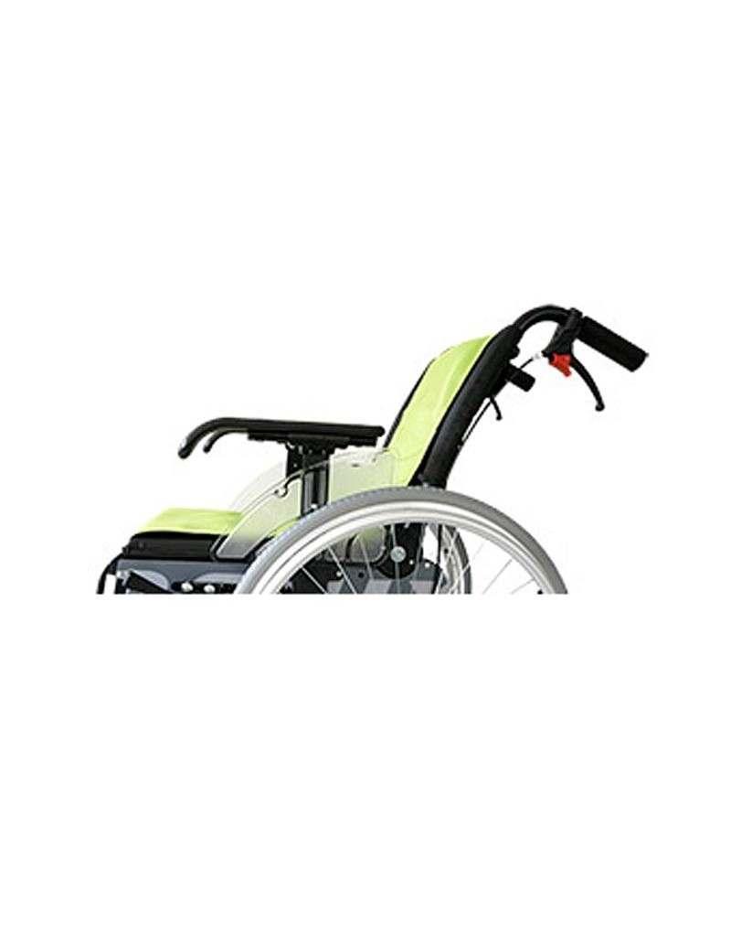 Respaldo abatIble FORTA accesorio silla de ruedas Basic
