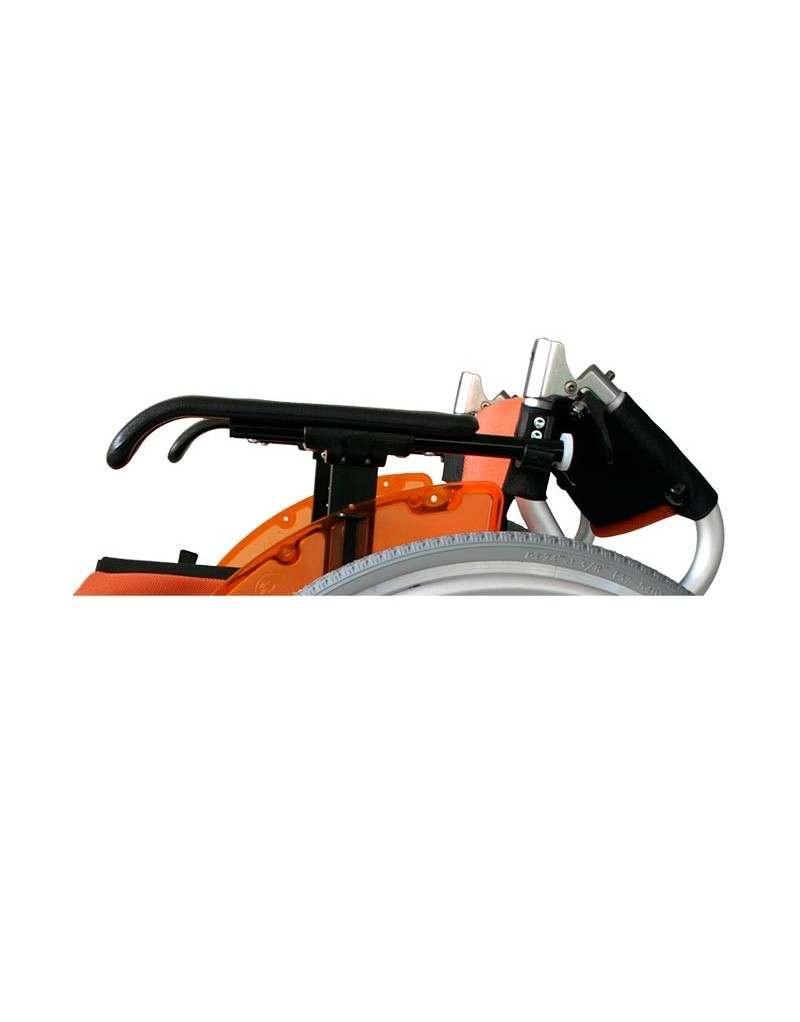 Respaldo partido FORTA accesorio silla de ruedas Line