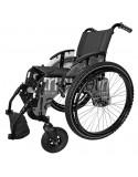 FORTA Trial Country silla de ruedas en aluminio. 4 x 4