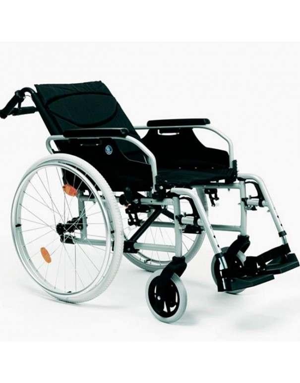 VERMEIREN D100 30º silla de ruedas en acero
