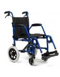 VERMEIREN Bobby silla de ruedas en acero