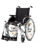 BISCHOFF Start Plus silla de ruedas en aluminio