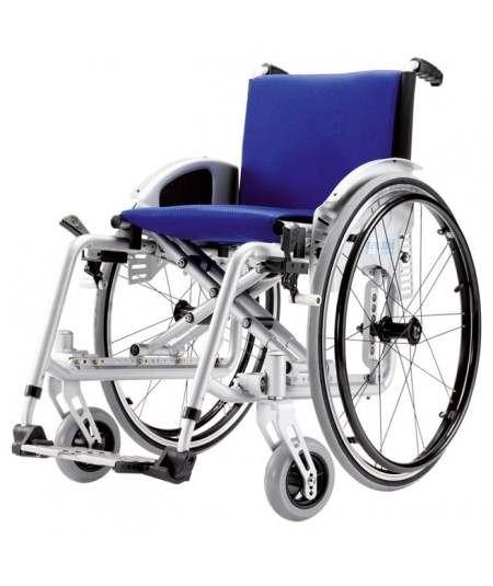 BISCHOFF Revolution R1 silla de ruedas en aluminio