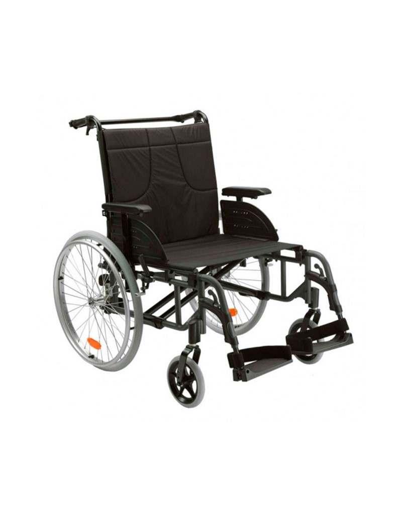 Silla de ruedas en aluminio INVACARE Action 4 Heavy Duty
