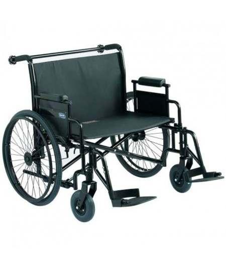 Silla de ruedas en acero INVACARE Topaz