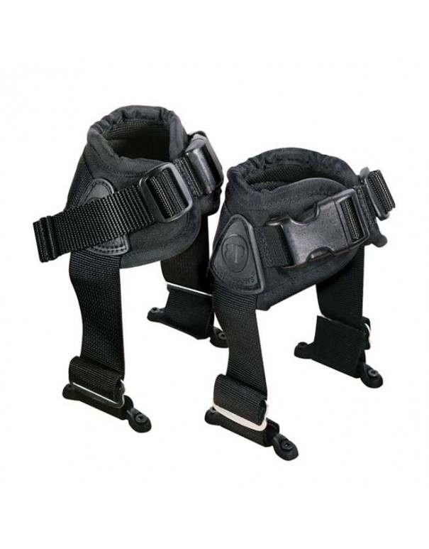 Cinchas de tobillo REHAGIRONA Ankle Huggers Bodypoint accesorio pc (par)