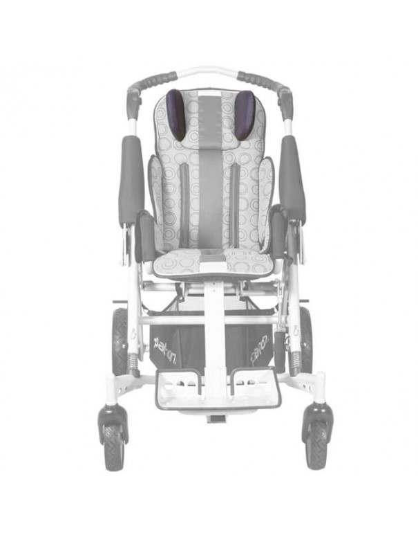 Soporte para la cabeza REHAGIRONA accesorio para silla pc (par)