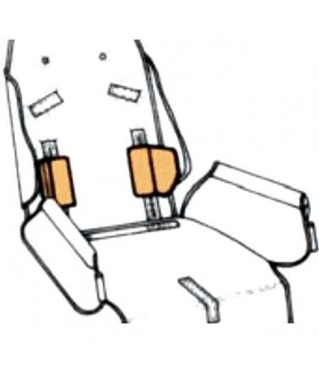 Soportes laterales de tronco REHAGIRONA Rehatom 4 accesorio para silla pc