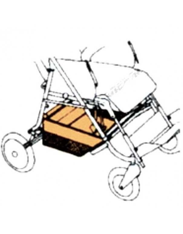 Cesta de tela  REHAGIRONA Rehatom 4 accesorio para silla pc