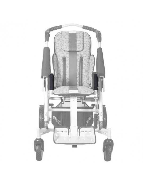 Protector soporte de barra frontal REHAGIRONA Tom 5 accesorio para silla pc