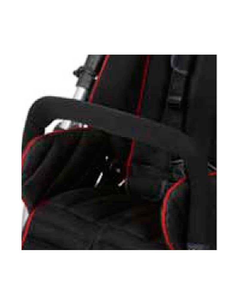 Barra protectora SUNRISE Swifty accesorio para silla pc