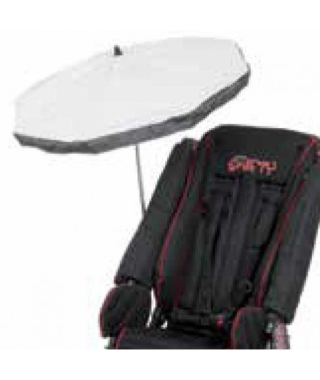 Sombrilla SUNRISE Swifty accesorio para silla pc